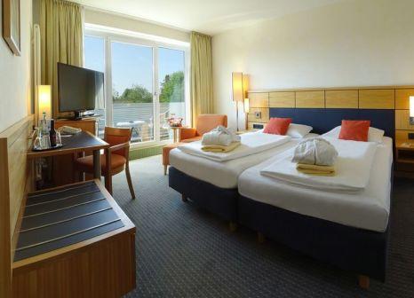 Hotelzimmer mit Paddeln im Best Western Hotel Heidehof