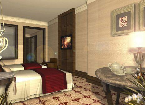 Hotelzimmer mit Aerobic im Elite World Istanbul