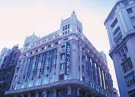 TRYP Madrid Cibeles Hotel günstig bei weg.de buchen - Bild von DERTOUR