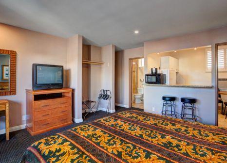 Hotelzimmer mit Spielplatz im Dunes Inn Wilshire