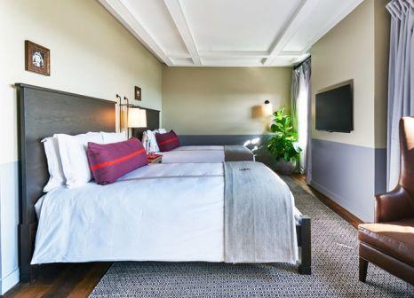 Hotelzimmer mit Clubs im Hollywood Roosevelt