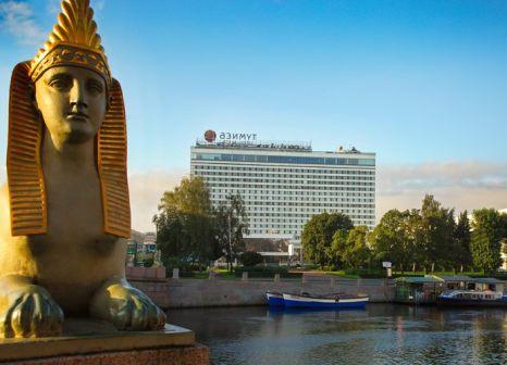 AZIMUT Hotel Saint Petersburg in Sankt Petersburg und Umgebung - Bild von DERTOUR