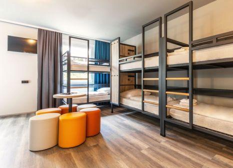Hotelzimmer mit Familienfreundlich im a&o Berlin Hauptbahnhof