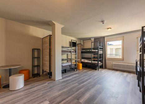 Hotelzimmer mit Fitness im a&o Hamburg City