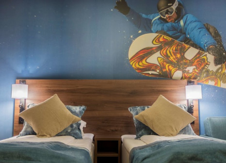 Hotelzimmer mit Fitness im Scandic Lillehammer Hotel