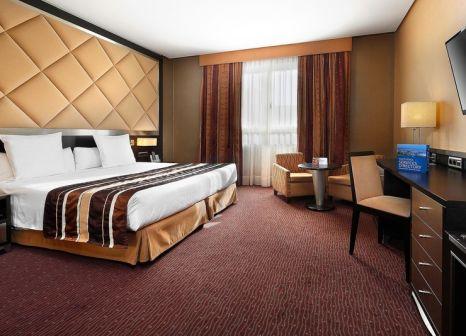 Hotelzimmer mit Restaurant im hcc st. moritz