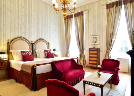 Hotelzimmer mit Tennis im Tivoli Palacio de Seteais Sintra Hotel