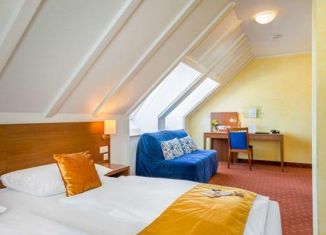 Hotelzimmer mit WLAN im Novum Hotel Rega Stuttgart