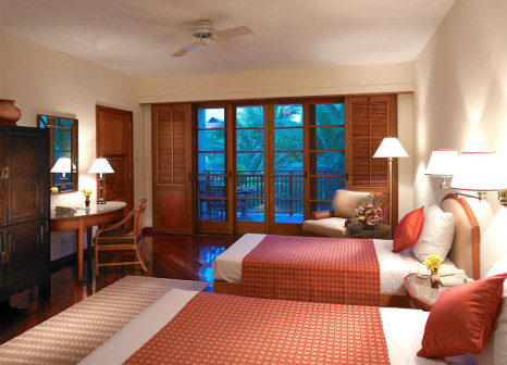 Hotelzimmer mit Yoga im Furama Resort Danang
