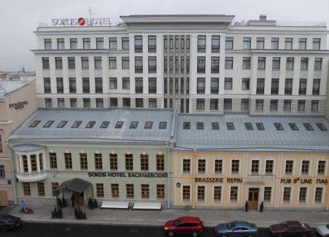 Solo Sokos Hotel Vasilievsky günstig bei weg.de buchen - Bild von DERTOUR