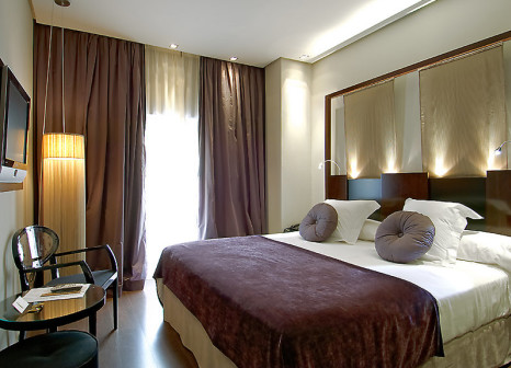 Hotelzimmer mit Geschäfte im Vincci Palace