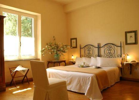 Hotelzimmer mit Mountainbike im Montebelli Agriturismo & Country Hotel
