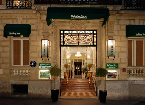 Hotel Hôtel Oceania Le Métropole günstig bei weg.de buchen - Bild von DERTOUR
