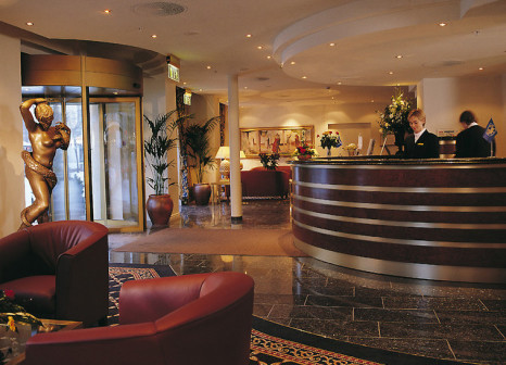 Hotel Scandic Oslo City 1 Bewertungen - Bild von DERTOUR