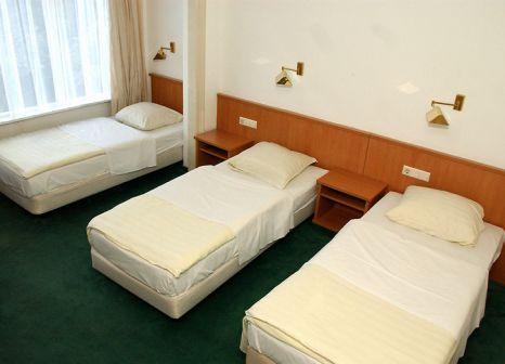 Hotelzimmer mit WLAN im Milano