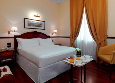 Hotelzimmer mit Kinderbetreuung im Worldhotel Cristoforo Colombo