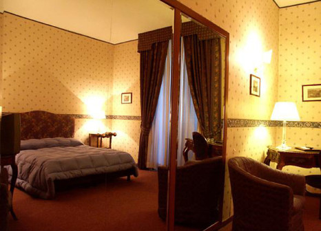 Hotelzimmer mit Spielplatz im Nuovo Rebecchino