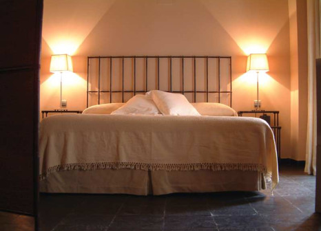 Hotelzimmer mit Golf im Hospes Las Casas del Rey de Baeza