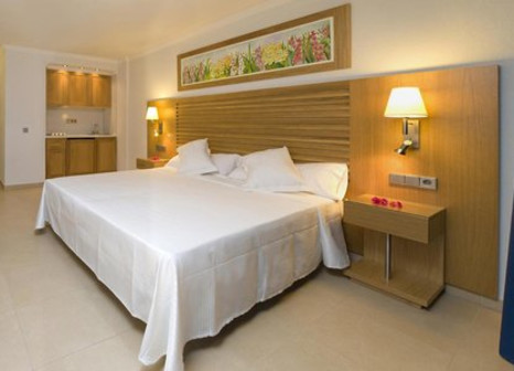 Hotelzimmer mit Tennis im Bonsol Prestige
