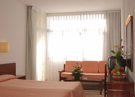 Hotelzimmer mit Golf im Hotel Evenia Olympic Garden