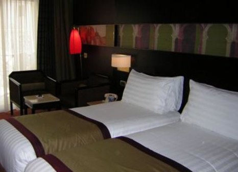 Hotelzimmer mit Tischtennis im Mercure Cairo Le Sphinx Hotel