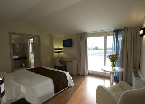 Hotelzimmer mit Fitness im Hotel Regal & Apartments