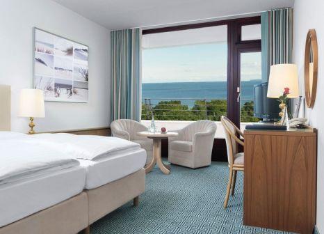Hotelzimmer mit Mountainbike im Maritim ClubHotel Timmendorfer Strand