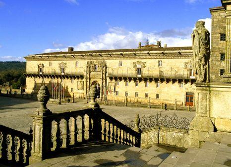 Hotel Parador de Santiago de Compostela in Galicien - Bild von Ameropa