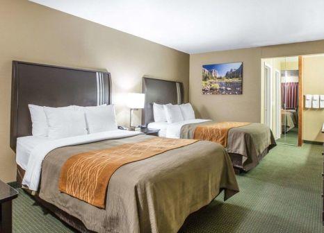 Hotelzimmer mit Fitness im Comfort Inn Yosemite Area
