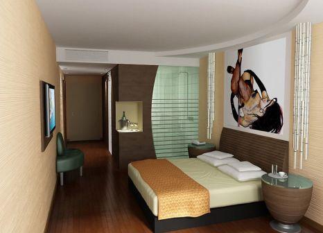 Hotelzimmer mit Hochstuhl im Soho