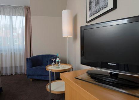 Hotelzimmer mit Golf im Wyndham Garden Potsdam