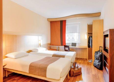 Hotelzimmer mit Klimaanlage im ibis Muenchen City West Hotel