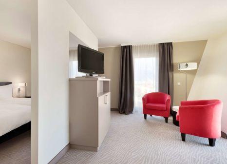 Hotelzimmer mit Fitness im Hotel Ramada Innsbruck Tivoli