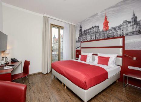 Hotelzimmer mit Animationsprogramm im AMEDIA Plaza Dresden