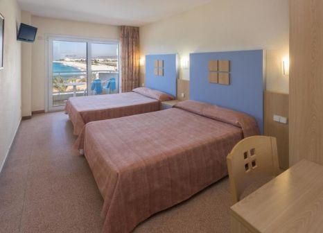 Hotelzimmer mit Mountainbike im Caprici Beach Hotel & Spa