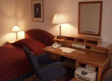 Hotelzimmer mit Aerobic im Hotel Lev