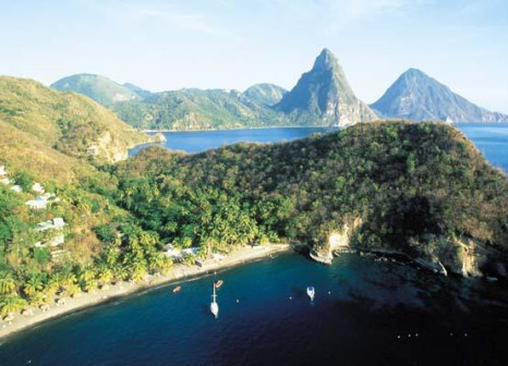 Hotel Anse Chastanet in St. Lucia - Bild von Ameropa