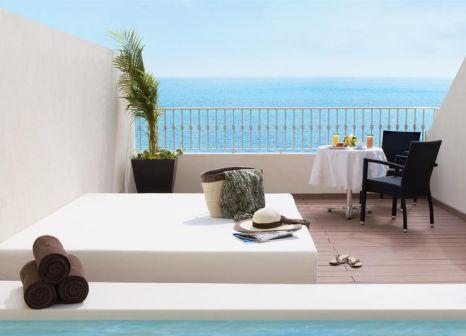 Hotelzimmer mit Volleyball im Excellence Riviera Cancun