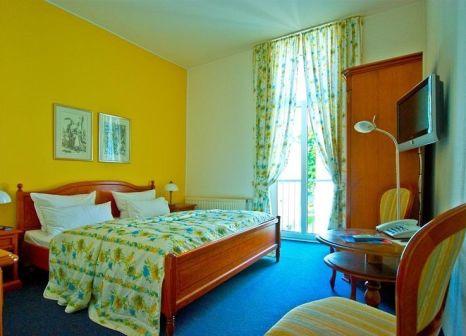 Hotelzimmer mit Tauchen im KurparkHotel Warnemünde