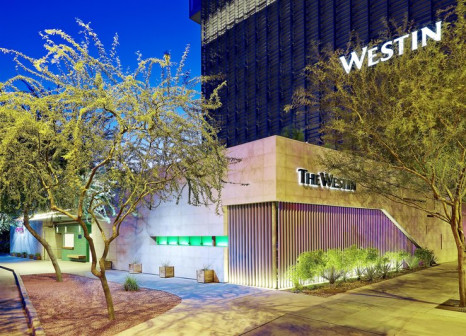 Hotel The Westin Phoenix Downtown in Arizona - Bild von Ameropa