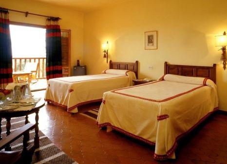 Hotelzimmer mit Pool im Parador de Benavente