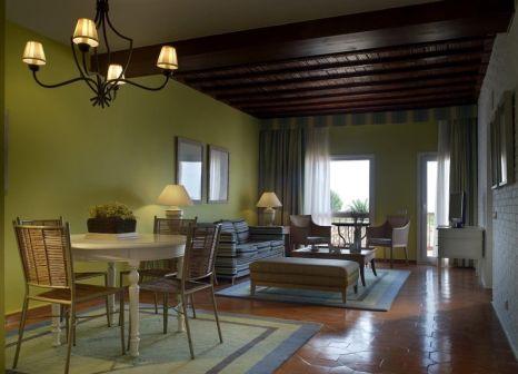 Hotelzimmer mit Tischtennis im Parador de Mazagón