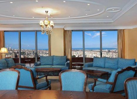 Hotelzimmer mit Tennis im Hilton Beirut Habtoor Grand