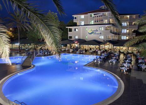 Hotel Sandy Beach in Türkische Riviera - Bild von Ameropa
