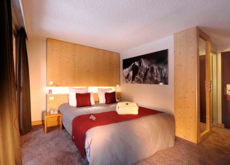 Hotelzimmer mit Kinderbetreuung im Hôtel Mercure Chamonix Centre