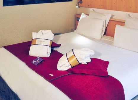 Hotelzimmer mit Tennis im Hôtel Mercure Chamonix Centre
