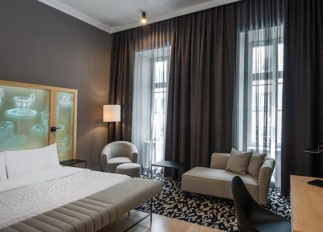 Hotelzimmer mit Fitness im Le Méridien Wien