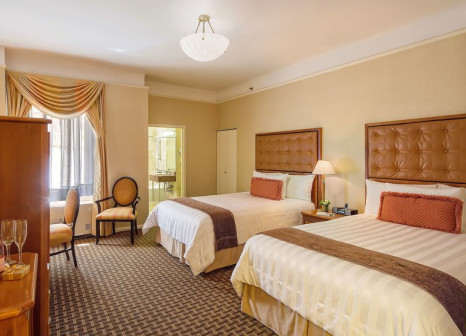 Hotelzimmer mit Clubs im Kixby