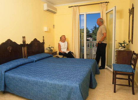 Hotelzimmer mit Minigolf im Bluewater Hotel