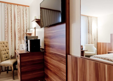 Hotelzimmer mit Sauna im Astor